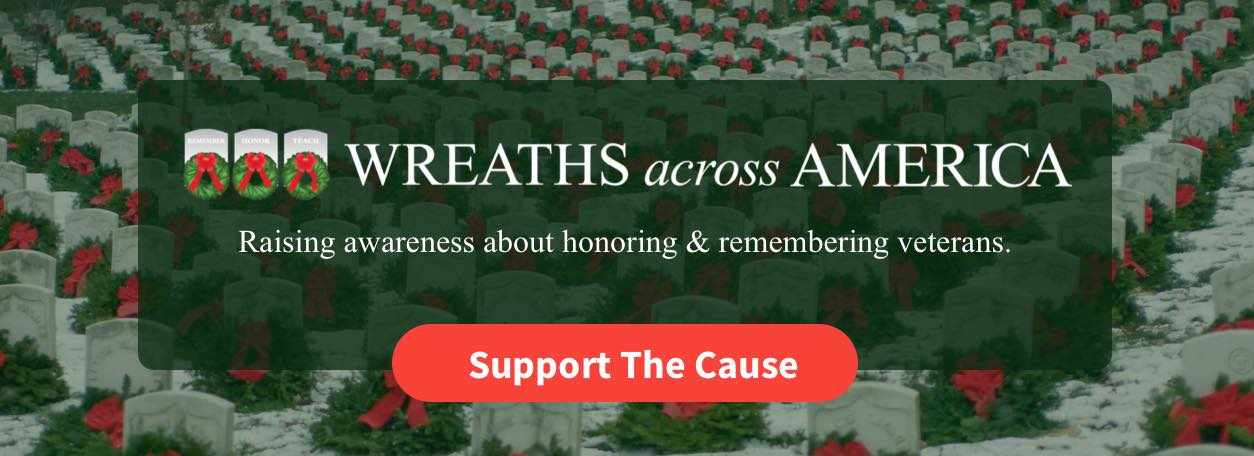 More info about Wreaths Across America at Pleasant's