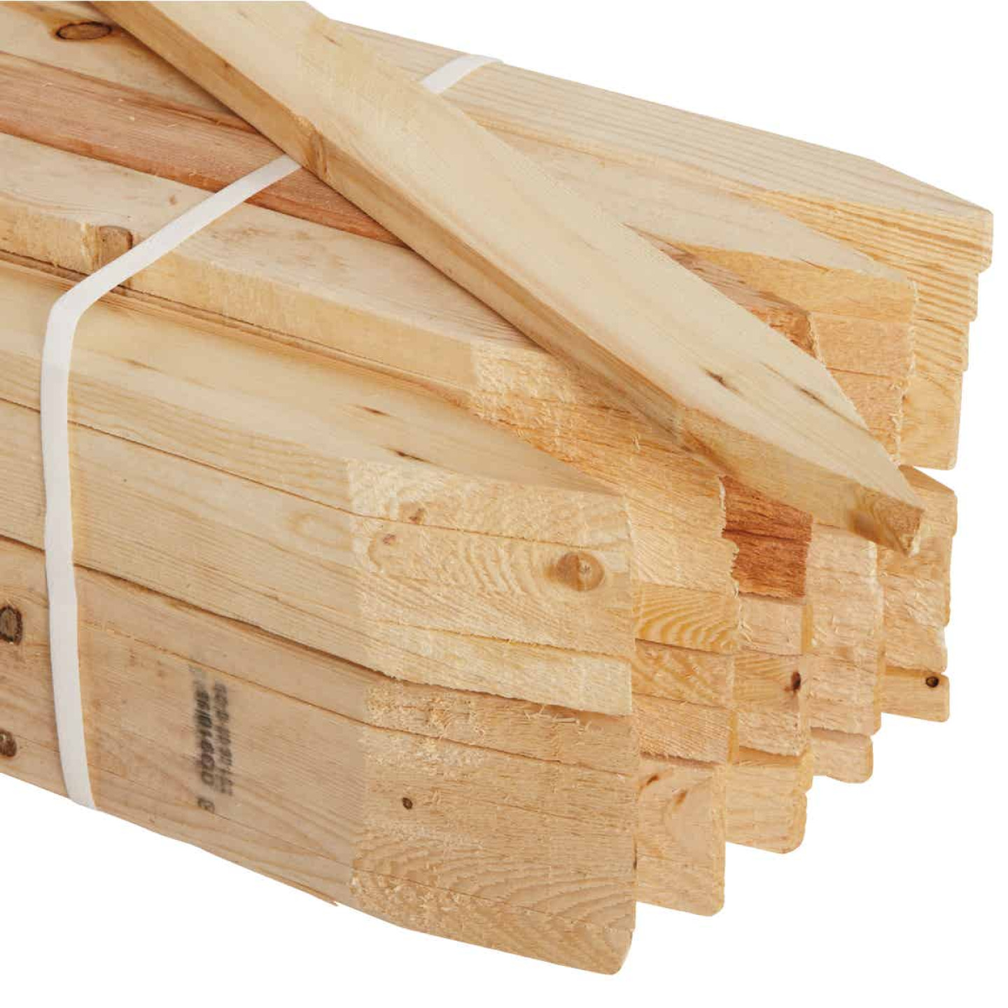 Kitzmans 3/8 In. x 1-1/2 In. x 48 In. Lath Stake (50-Pack) Image 2