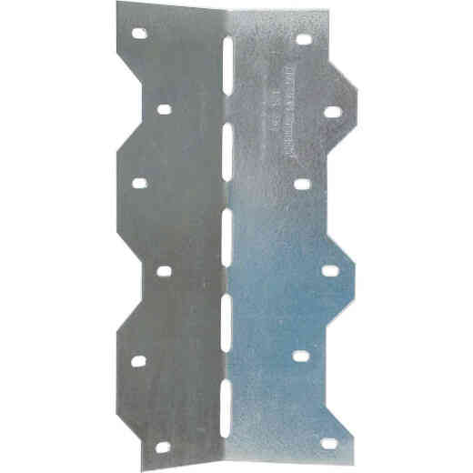 Simpson Strong-Tie Galvanized Steel 7-7/8 In. 18 ga Adjustable Framing L-Angle