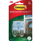Command Medium Adhesive Outdoor Window Hook (2-Pack) Image 2