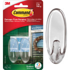 Command Medium Adhesive Outdoor Window Hook (2-Pack) Image 1