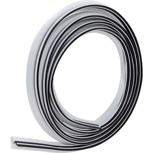 Frost King 3/4 In. x 7 Ft. White Door Jamb Weatherstrip
