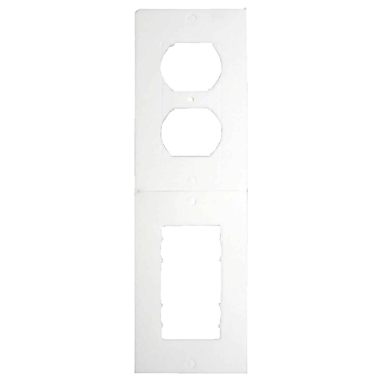 M-D Switch & Wall Plate Insulator, (6-Pack) Image 2