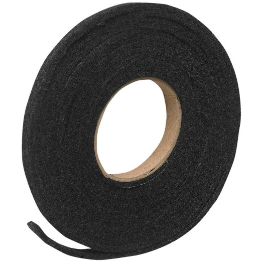 Do it Gray 5/8 In. x 3/16 In. x 17 Ft. Felt Weatherstrip