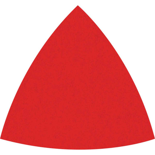 Diablo 120-Grit (Fine) 3-1/8 In. Oscillating Detail Triangle Sanding Sheets (10-Pack)