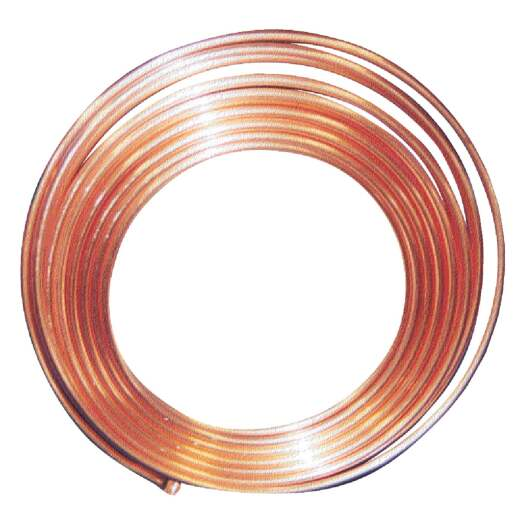 Mueller Streamline 1/2 In. ID x 60 Ft. Type K Copper Tubing