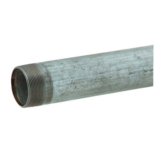 Southland 2 In. x 18 In. Carbon Steel Threaded Galvanized Pipe