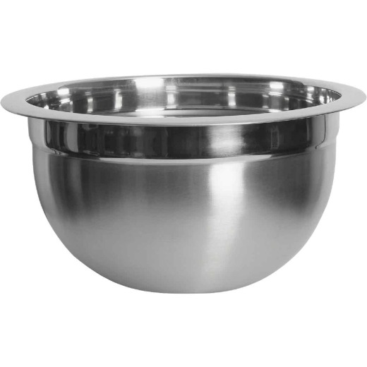 Lindy's 8 Qt. Stainless Steel German Mixing Bowl