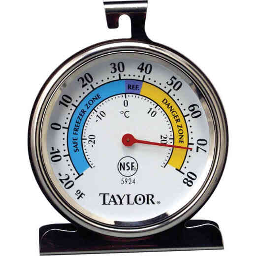 Taylor Classic Freezer Or Refrigerator Kitchen Thermometer