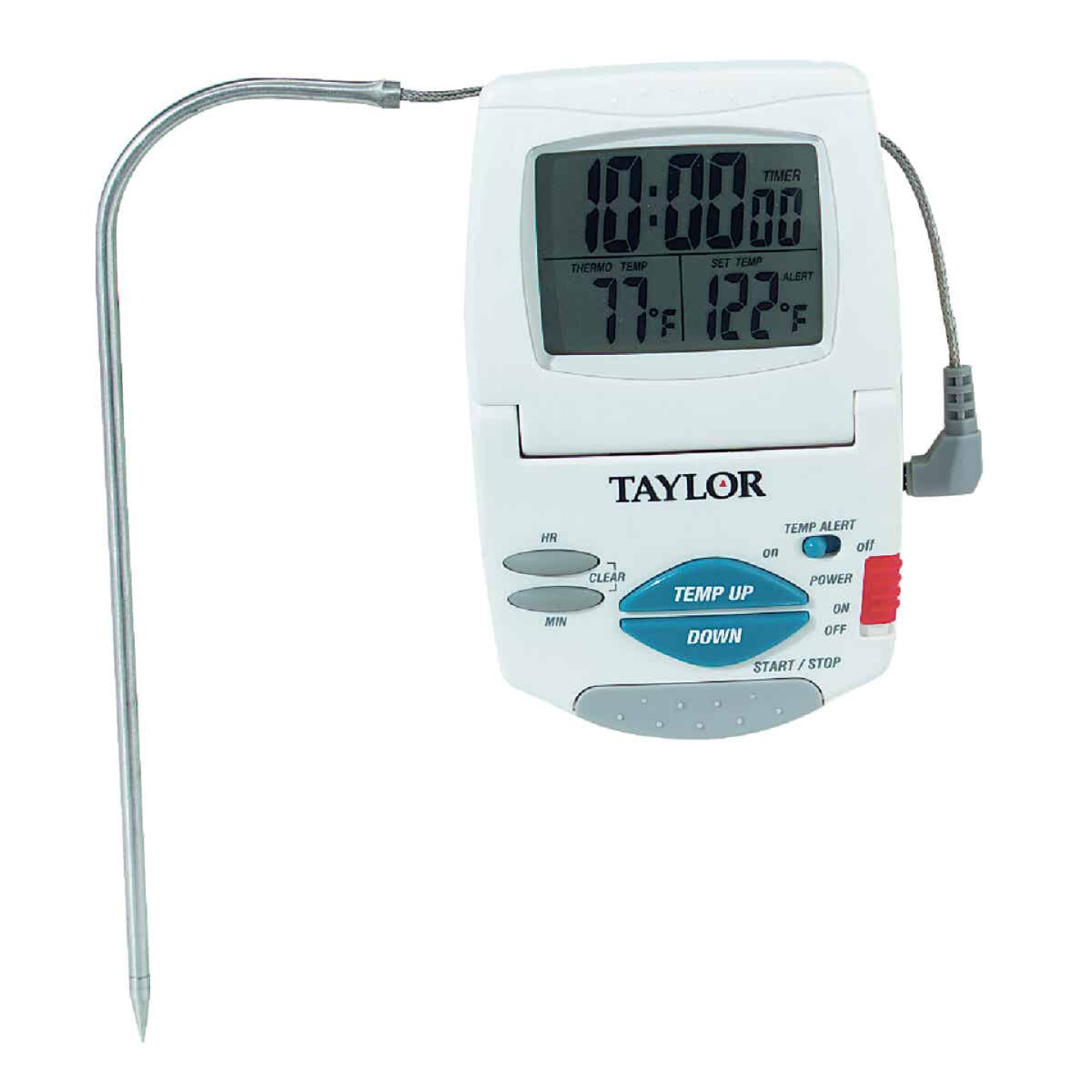 Taylor Digital Oven Kitchen Thermometer Image 1
