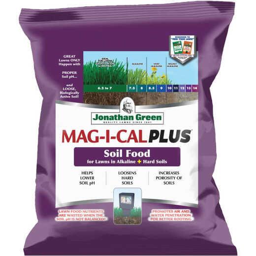 Jonathan Green MAG-I-CAL Plus 18 Lb. 5000 Sq. Ft. 18% Calcium Lawn Fertilizer For Alkaline Soil