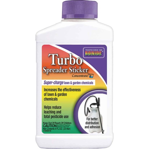 Bonide Turbo 8 Oz. Concentrate Spreader Sticker