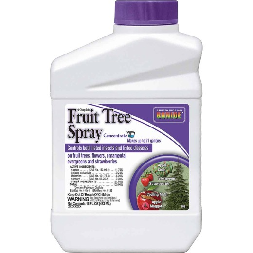 Bonide 1 Pt. Concentrate Fruit Tree Insect & Disease Killer