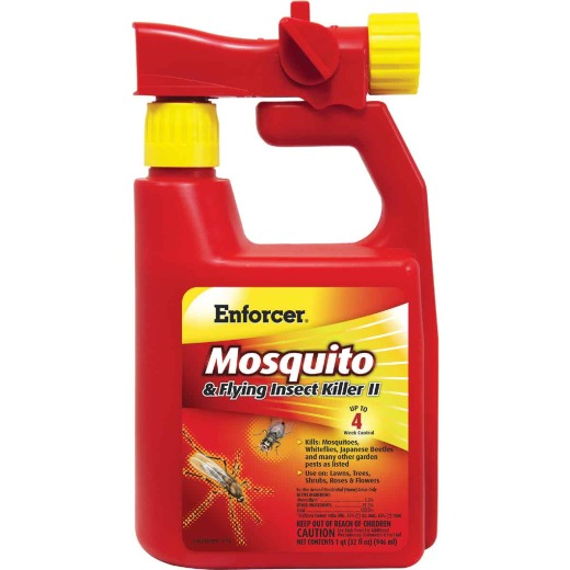 Enforcer 32 Oz. Ready To Spray Hose End Mosquito Killer
