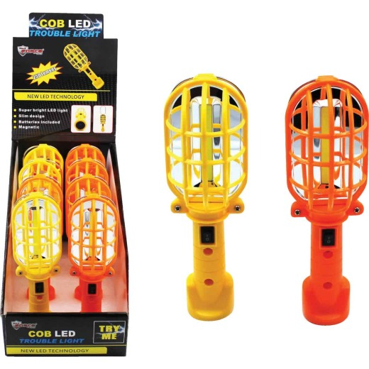 Diamond Visions Max Force COB LED Battery Operated Trouble Light